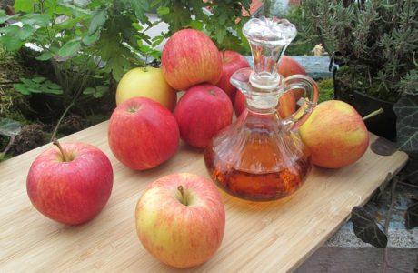 יתרונות של חומץ תפוחים