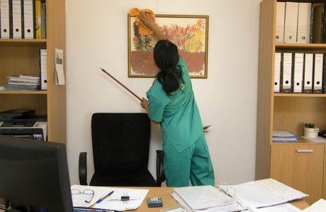 פוליש ונקיון מקצועי למשרדים